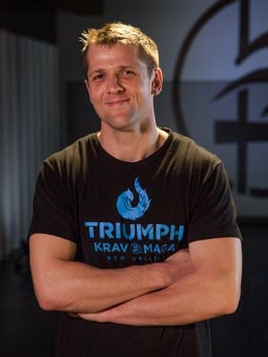 Joey Barnitz in Metairie - Triumph Krav Maga