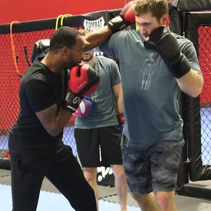 John Hickner in Charlotte - FTF® Fitness and Self-Defense