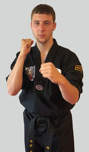 John Dias in North Attleboro - Mu Han Total Martial Arts