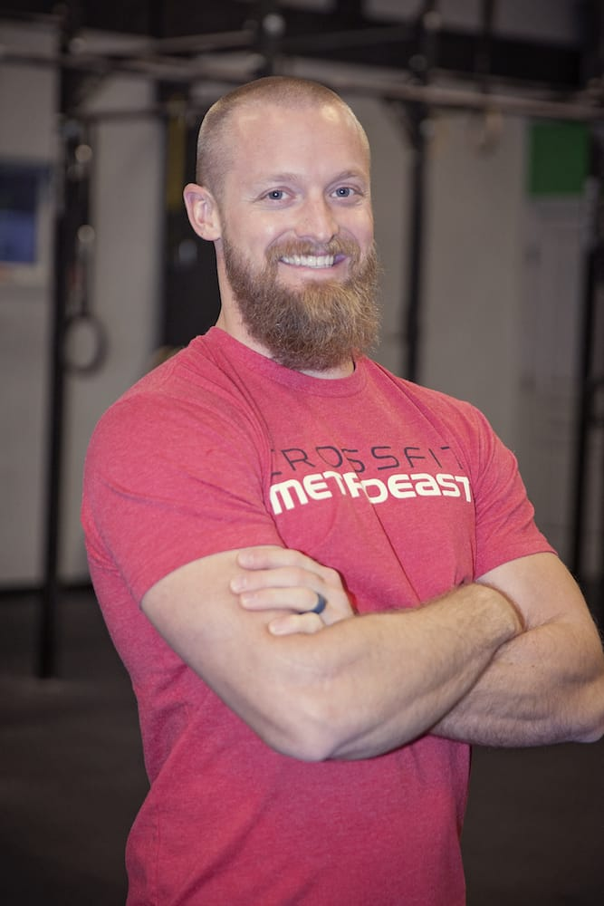 Josh Nimmo in Belleville - CrossFit MetroEast