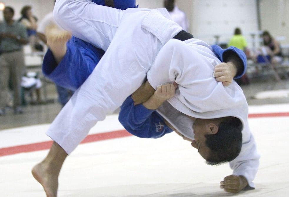 Kids Judo near Pompton Lakes