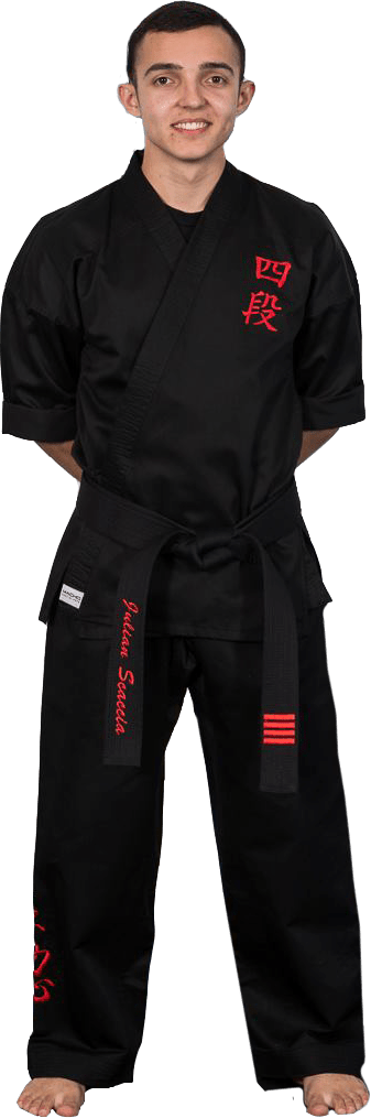 Julian Scaccia in Coconut Creek - Team Creek Martial Arts