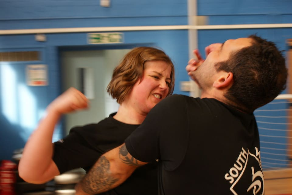 Swindon Krav Maga