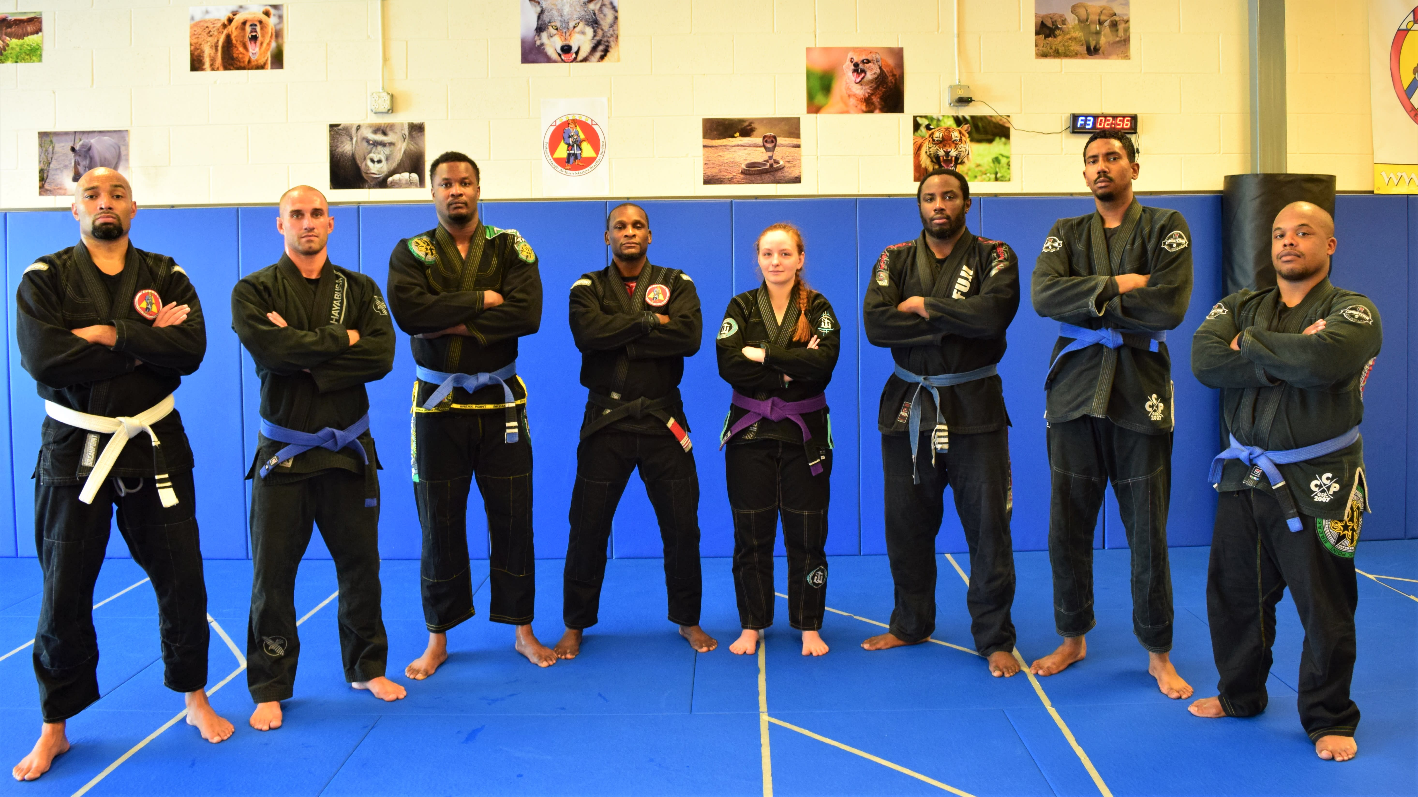 Keeping Lawrenceville Happy And Healthy With Cutting Edge BJJ Classes