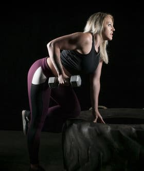 Kelsey McBride in Cookeville - Absolute Fitness