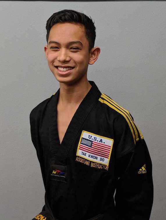 Mr. Keoni Paoner in Rancho Cucamonga - Pacific Taekwondo Training Center