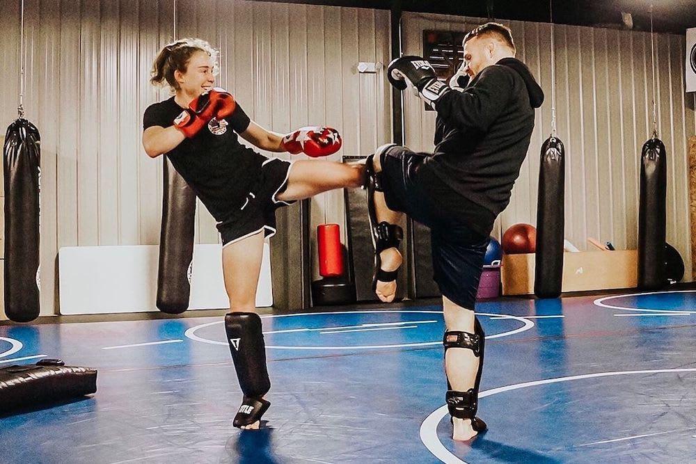 Cardio Kickboxing near Arden