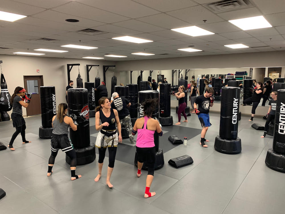 Kickboxing near Longmont