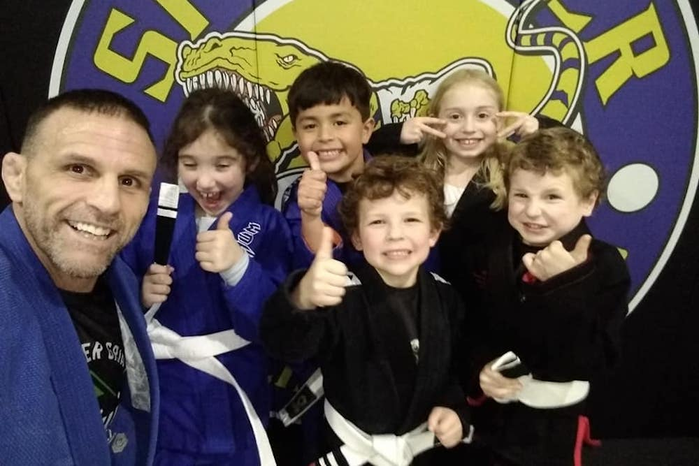 Kids Jiu Jitsu near Apex