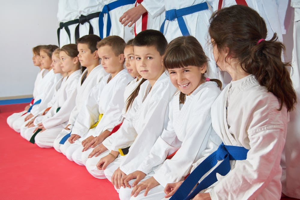 Kids Martial Arts near Keller