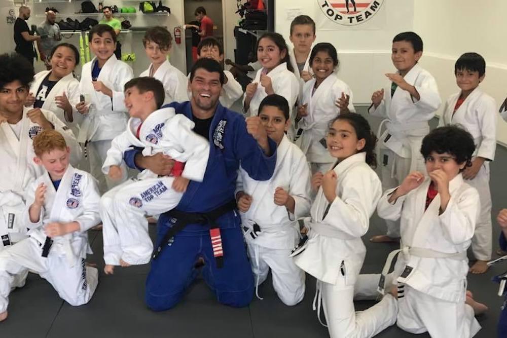 Kids Jiu Jitsu near Dallas