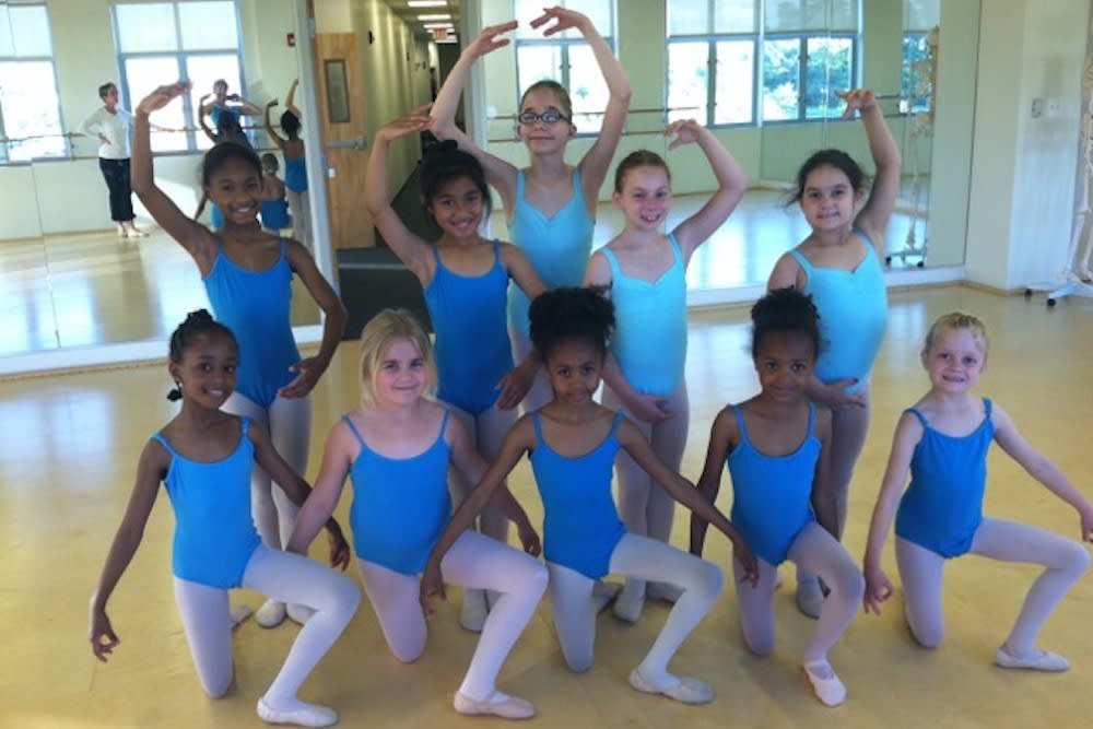 Kids Ballet Classes near Waldorf