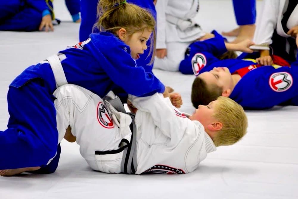 Kids Brazilian Jiu Jitsu near Palm Bay
