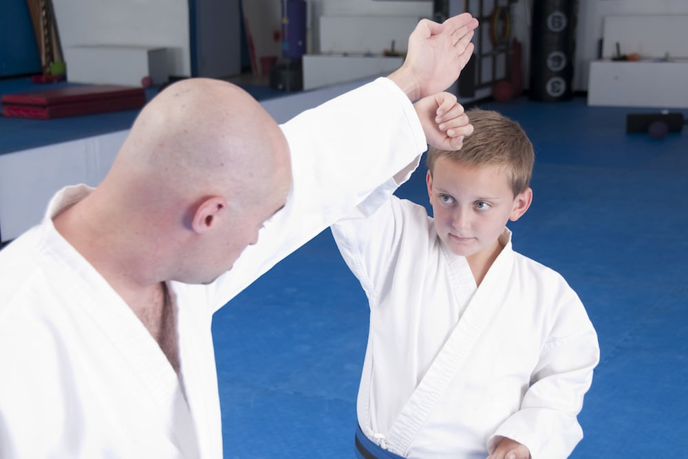 Kids Martial Arts Belmont