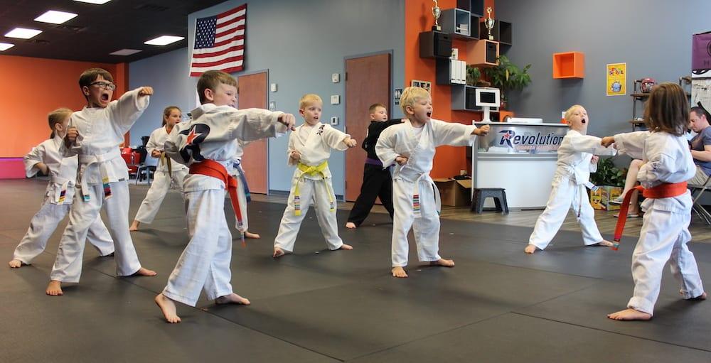 Kids Martial Arts  near Clayton