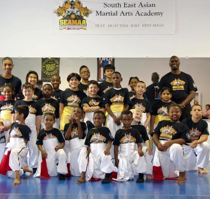 Kids Martial Arts near Hamilton Township