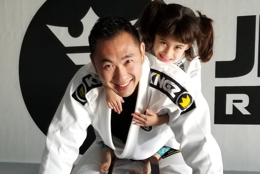 Kids Jiu Jitsu near Katy