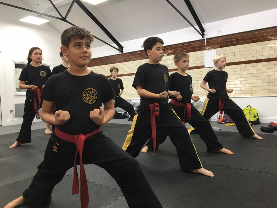 Tring Kids Martial Arts