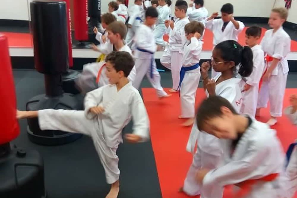 Kids Martial Arts near Mission Viejo