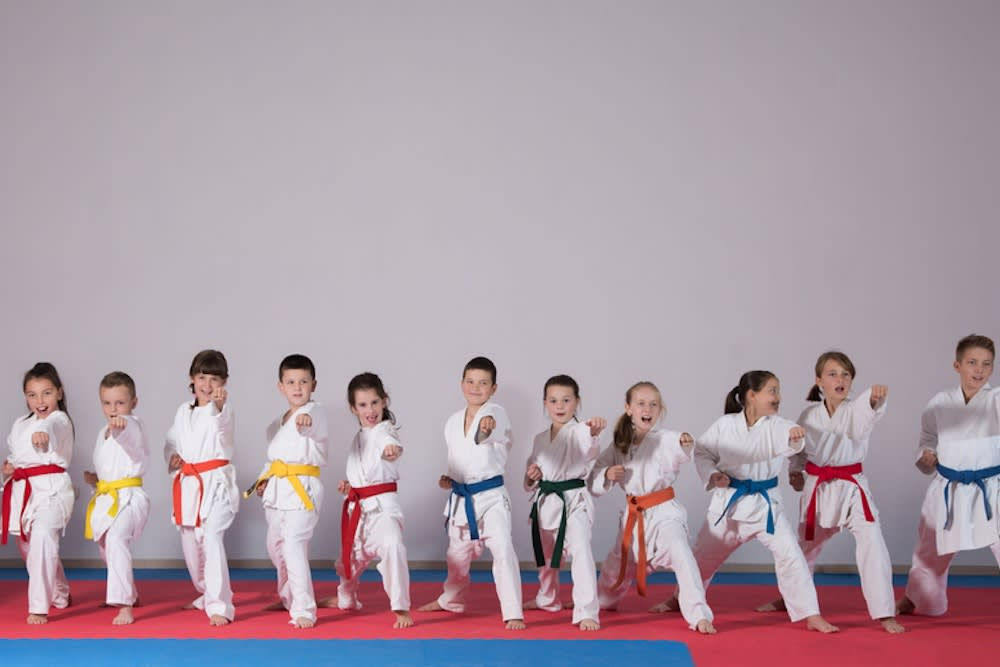 Watauga Kids Martial Arts - Lone Star Black Belt Academy - Watauga
