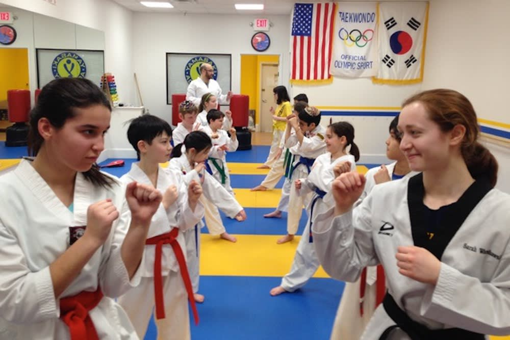 Kids Tae Kwon Do near Potomac Village