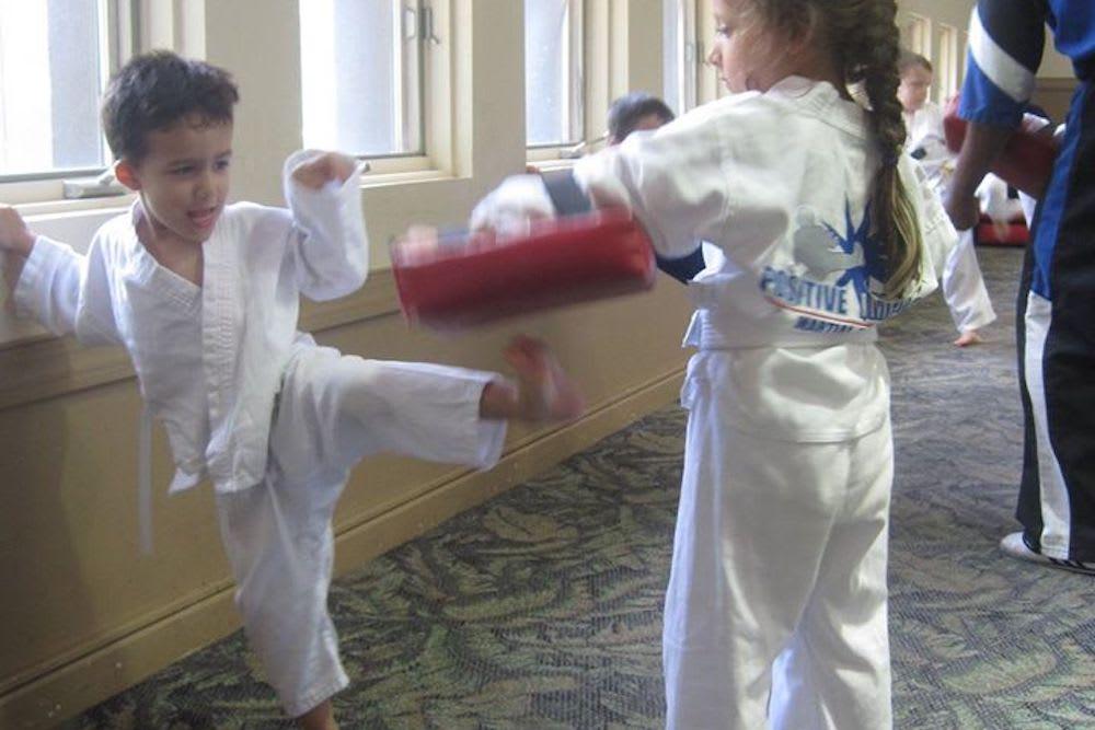Kids Martial Arts near Potomac