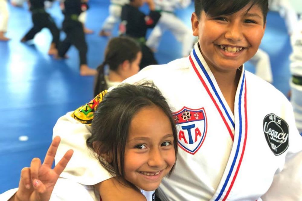 Kids Martial Arts near Oxnard