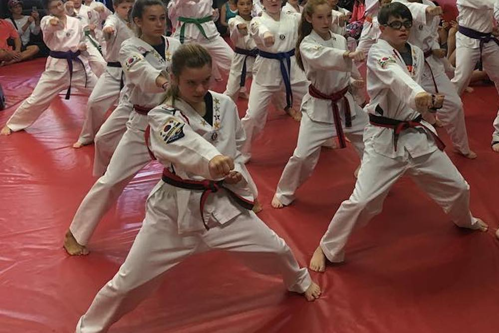 Kids Martial Arts near Palm Beach Gardens