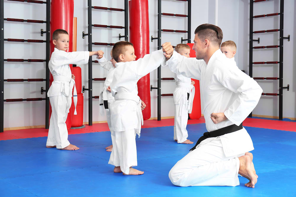 Kids Martial Arts near Pikesville