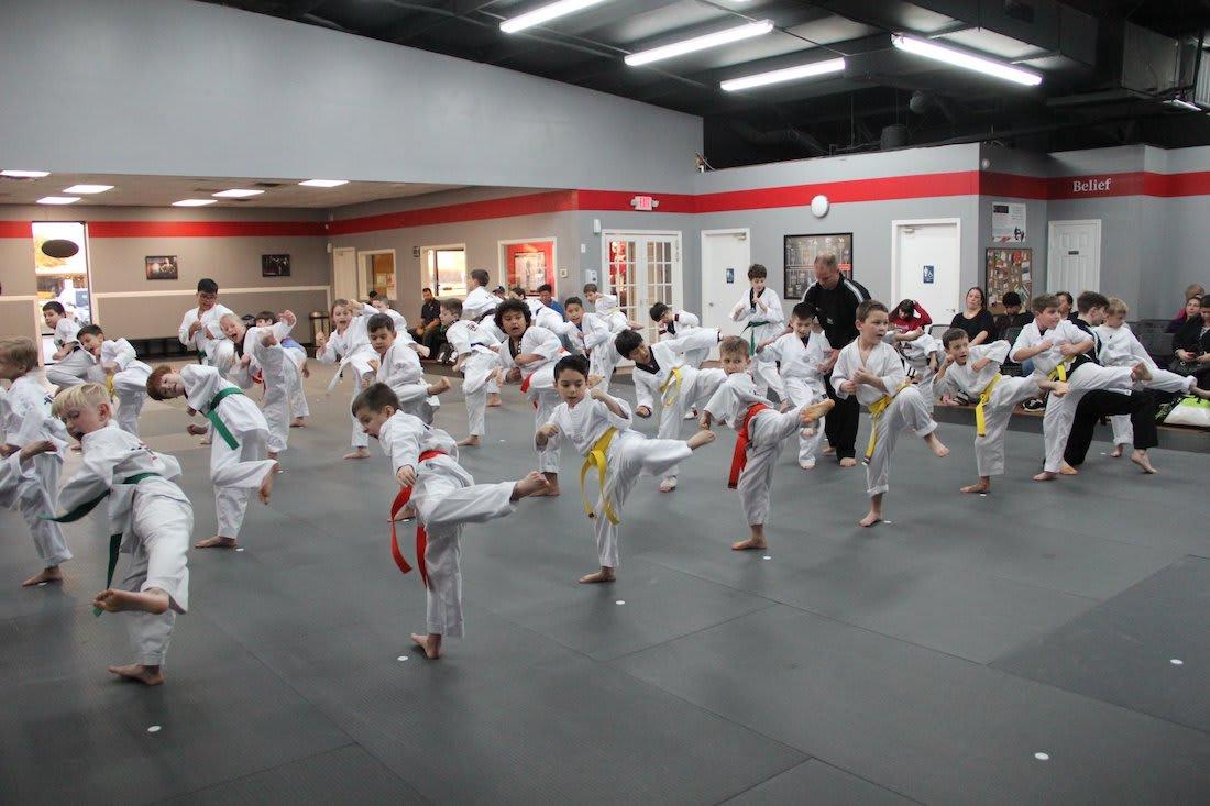 Kids Martial Arts near Spring