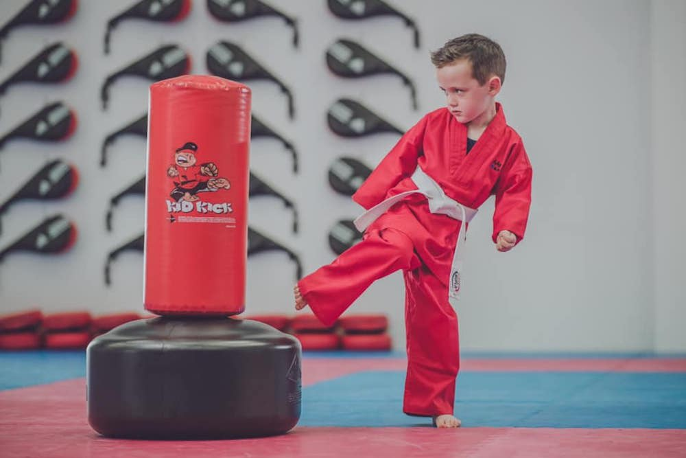 Kids Martial Arts Wrexham