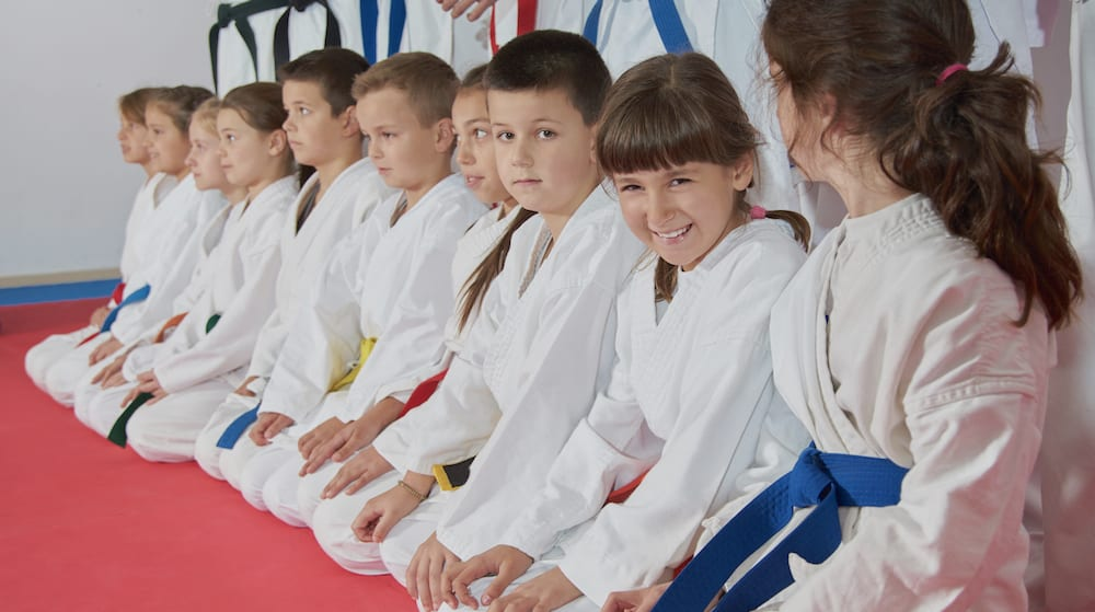 Kids Martial Arts Washington Parish