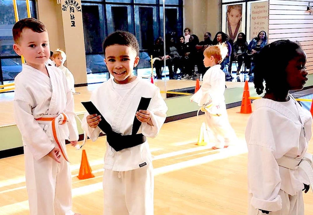 Kids Martial Arts near Harrisburg