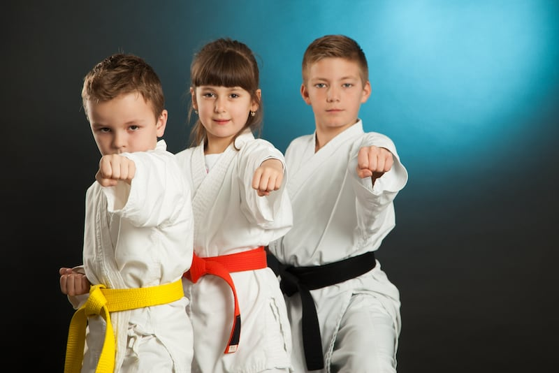 Kids Martial Arts near Kemps Creek