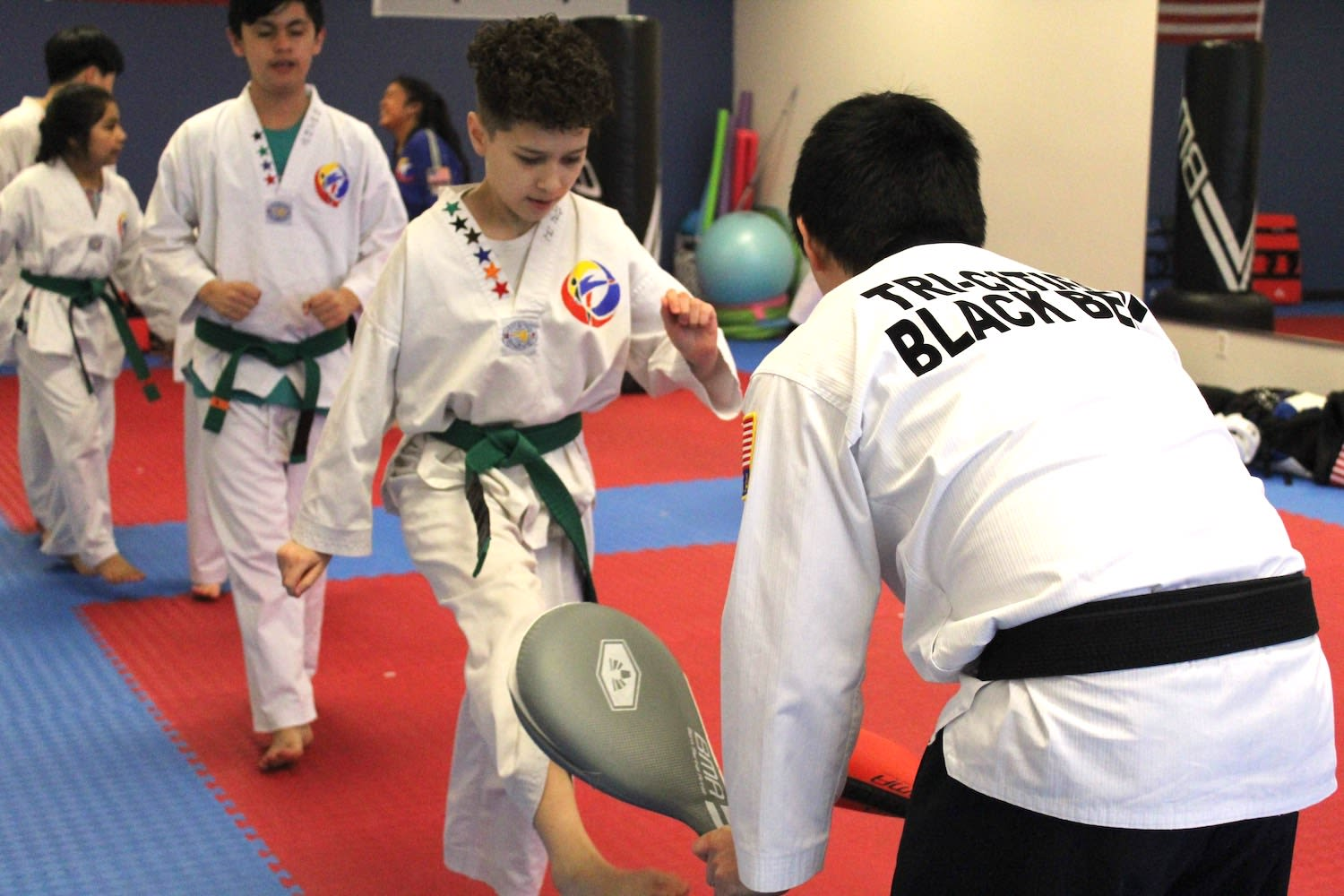 Kids Martial Arts near Kennewick