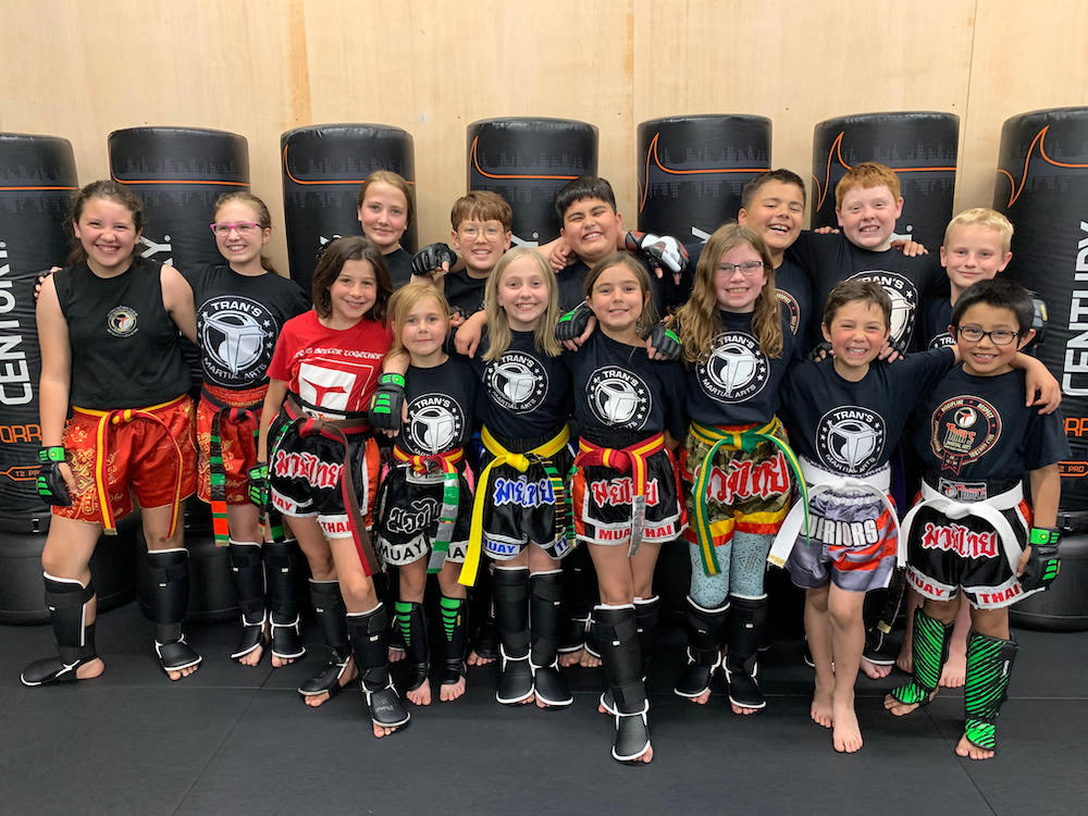 Kids Martial Arts near Longmont
