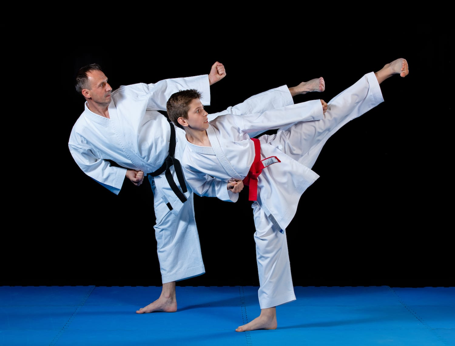 Kids Martial Arts near Warrington
