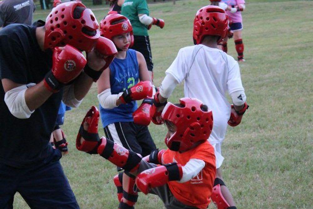 Kids Taekwondo near Austin