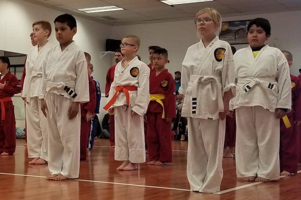 Kids Taekwondo near Fort Wayne