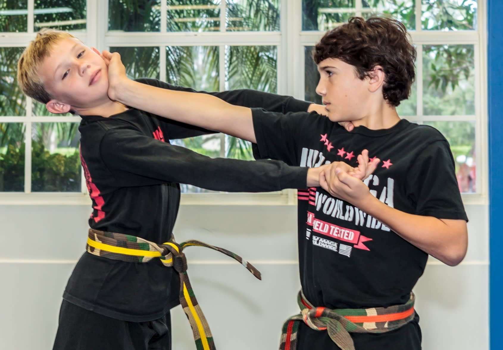 Kids self defense near Jupiter
