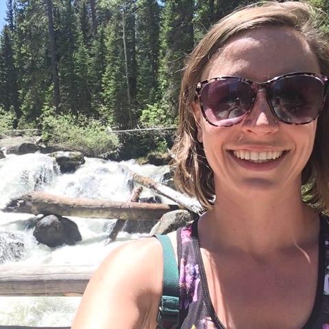 Krista Carstensen  in Casper - Wyoming Athletic Club