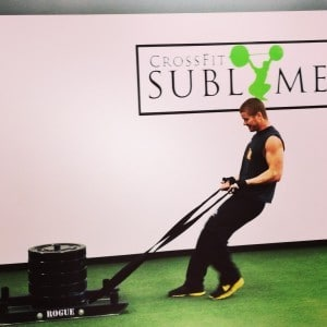 Kyle Wilzer in Winnipeg - Sublime Strength & Conditioning