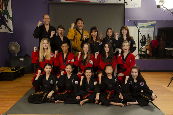 LCTA Outstanding Leadership Team in Shoreview - Lee's Champion Taekwondo Academy