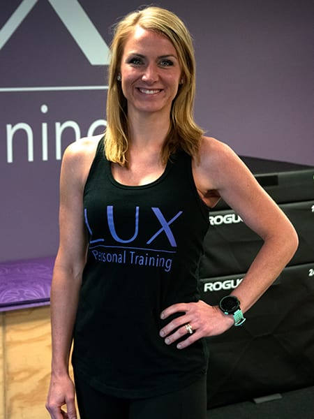 Laura in Clarks Summit - LUX Personal Training