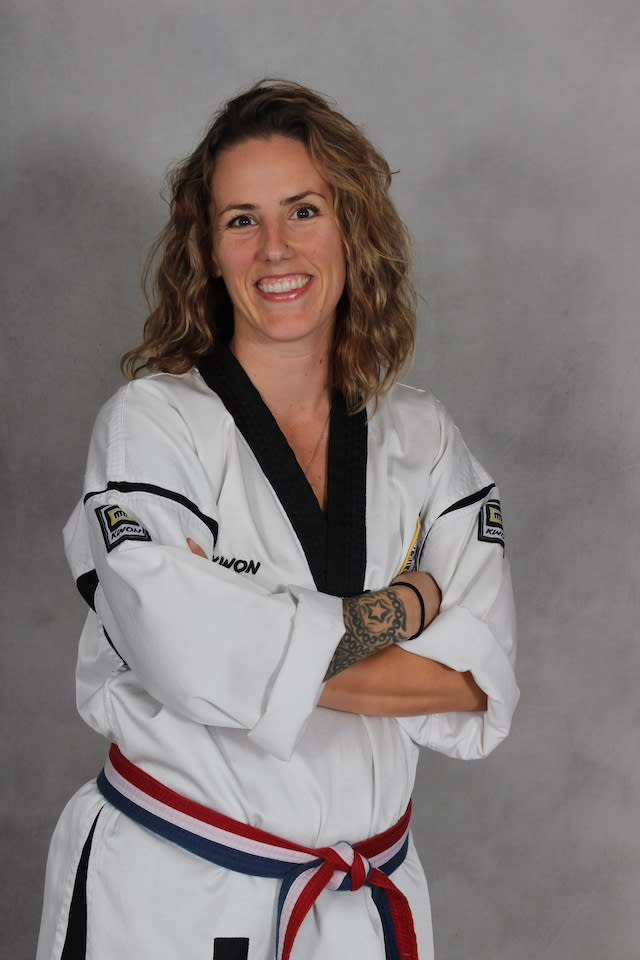 Leah Tierney in Marlborough - New England Martial Arts Athletic Center
