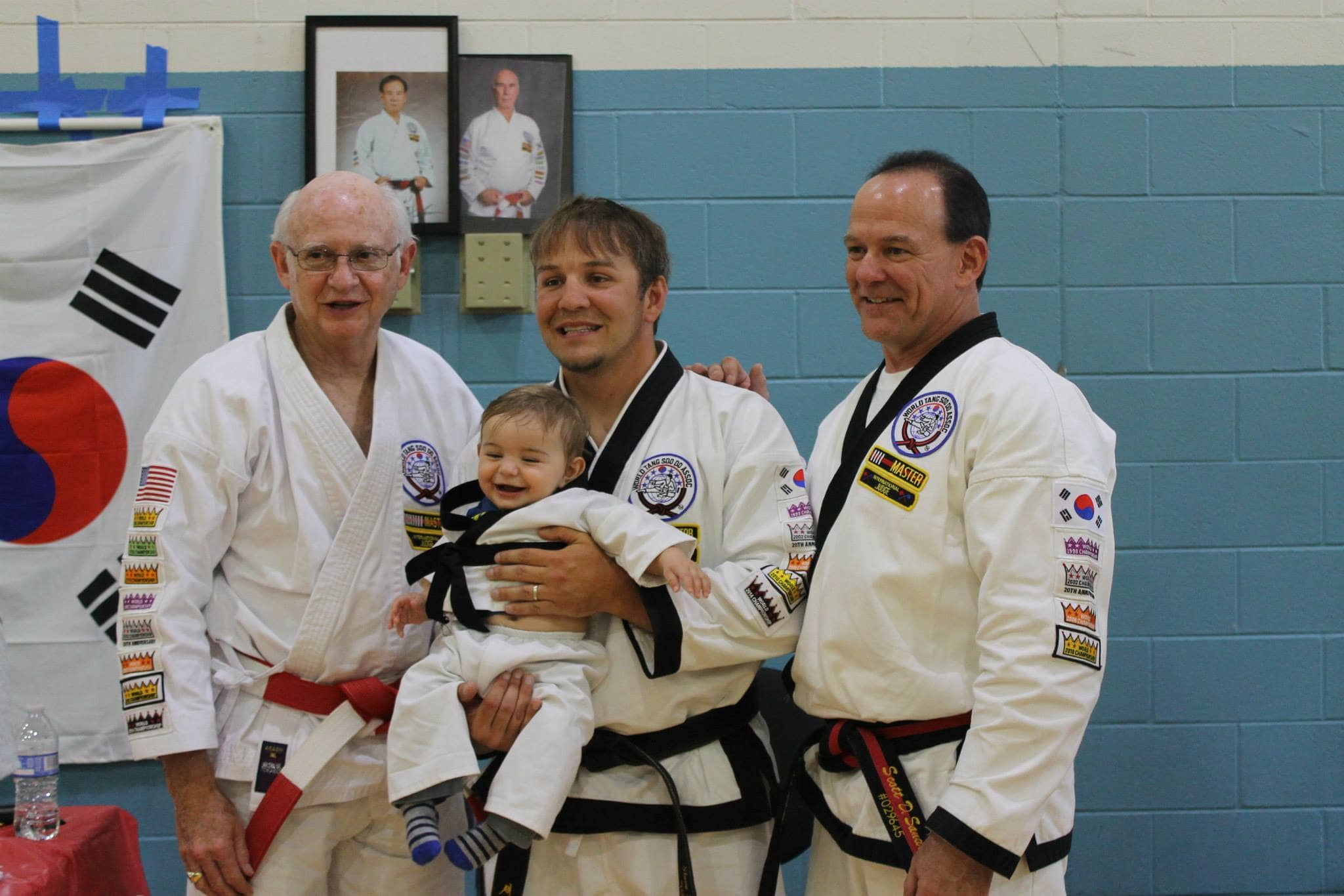 Lee Sandt in Gainesville and Flowery Branch  - Rock Solid Karate