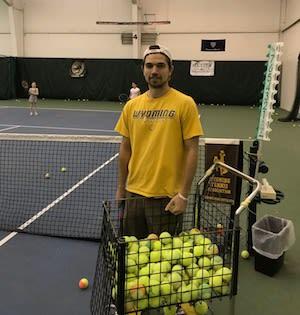 Leland Dexter in Casper - Wyoming Athletic Club