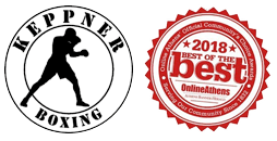 in Athens - Keppner Boxing