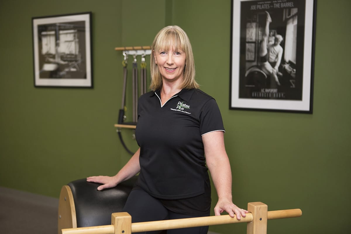Loretta Hallett in Highett - Pilates Plus Lifestyle Studio