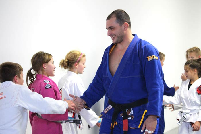 Brazilian Jiu Jitsu near Pittsburgh